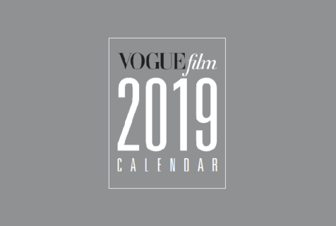 Vogue Me信用卡专享 VogueFilm2019年定制明星台历