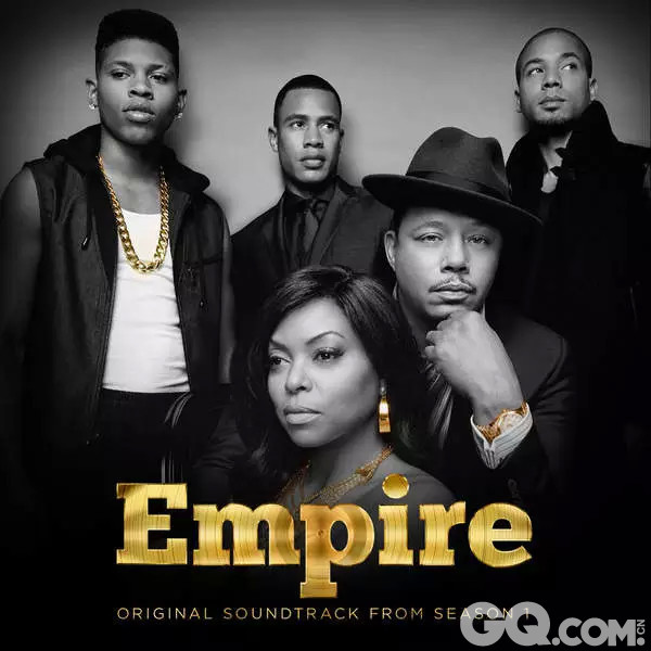 《Empire》的电视原声带封面
