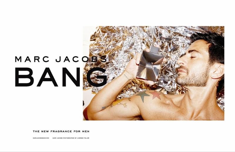 小马哥Marc Jacobs为其个人品牌香水Bang脱了!脱得很彻底!全裸大片对于小马哥来说已经不算什么,金属质感的男香才是他的主角,美好肉体对于男男女女的吸引自然不用说了。商业头脑发达的小马哥随后还推出了小清新版Bang Bang,整体设计走起了蔚蓝海水的风格。不管你是重口味还是小清新,跟着小马哥选择,总有一款适合你。