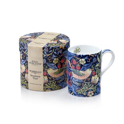 MORRIS&Co.英国骨瓷马克杯(蓝色)
