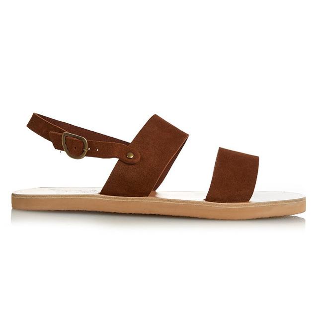 穿双古希腊凉鞋就可以具有思辨意识了