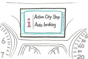 低速行车安全系统 挑战巴黎交通高峰