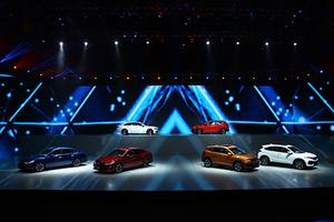 【广州车展】汽车生活新选择 东风Honda全新思铂睿及XR-V上市