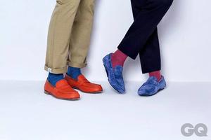 Penny Loafer:便鞋也优雅