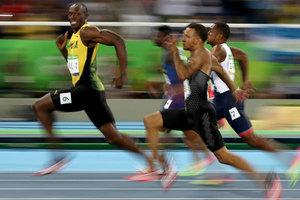 """奥运会上的""""决定性""""瞬间"""