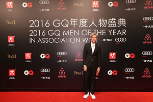2016 GQ年度人物盛典红毯群星闪耀