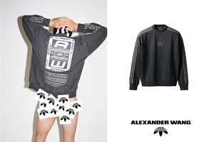 adidas Originals by Alexander Wang����绯诲����褰�