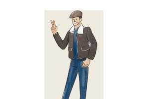 每日穿搭 能说出历史的飞行员夹克更值得穿