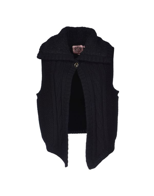 黑色 JUICY COUTURE 针织开衫