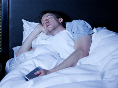 获得安稳睡眠的4个步骤
