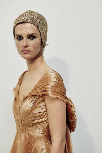 Dior 2019春夏高定后台